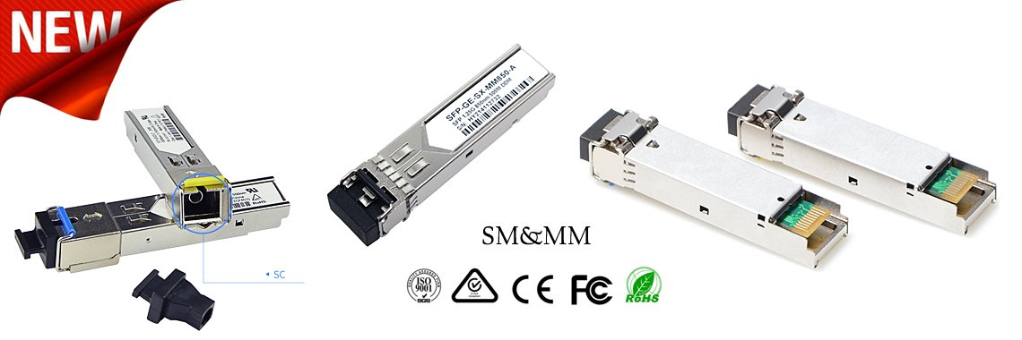 sfp-module single-mode & multi-mode